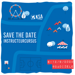 Save-the-date-kaartje